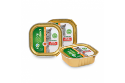 TERRINE E&I BOEUF CHAT ADULTE BQT 100G
