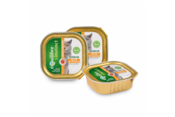 TERRINE E&I VOLAILLE CHAT ADULTE BQT100G