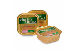 TERRINE E&I LAPIN CHIEN ADULTE 300G