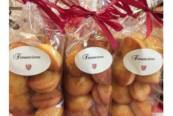FINANCIERS M LES FONDANTS 200G