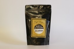 CAFE DAURE DECAFEINE COLOMBIE 250G