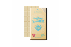 CHOC TABLETTE DES NORMANDS BLANC 100G