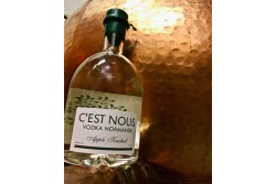 Vodka Normande C.NOUS 70cL