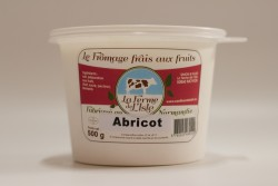 Fromage Frais F.LISLE ABRICOT 500G