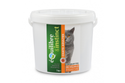 CROQ.VOL E.INSTINCT BIO CHAT ADULTE 5KG