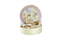 Bte Rond Caramels ISIGNY Fond Beur 150g