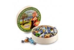 Bte Ronde Caramels ISIGNY Ass Norm 150g