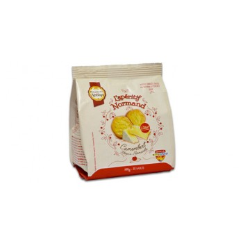 BISCUITS SALES ABBAYE CAMEMBERT 100G