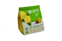 BISCUITS GREEN'UP BIO THE&CITRON 120G